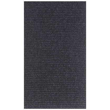 Дорожка ковровая GIRONA 2082 иглопробивная 0.9 м цвет серый