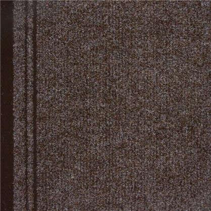 Купить Ковровая дорожка Noventis Biron 7058 иглопробивная 1 м цвет коричневый дешевле
