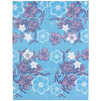 Ковровая дорожка ПВХ 65 смцвет синий