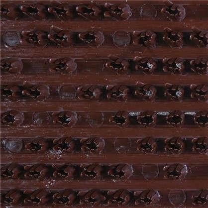 Дорожка Ромб 09 м цвет коричневый
