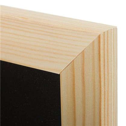 Доска для записей меловая 40х50 см