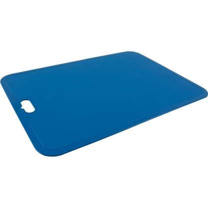 Доска разделочная Berossi Flexi XL 350х247 мм цвет синий