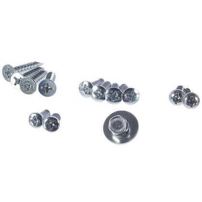 Купить Доводчик 10120 BC 80-120 кг цвет серебро недорого