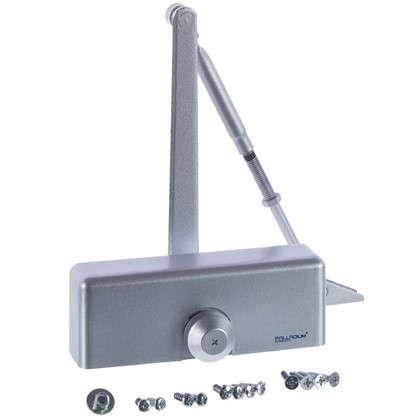 Заказать Доводчик 1060 40-60 кг цвет серебро дешевле