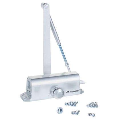 Купить Доводчик морозостойкий LY3 до 65 кг цвет алюминий дешевле