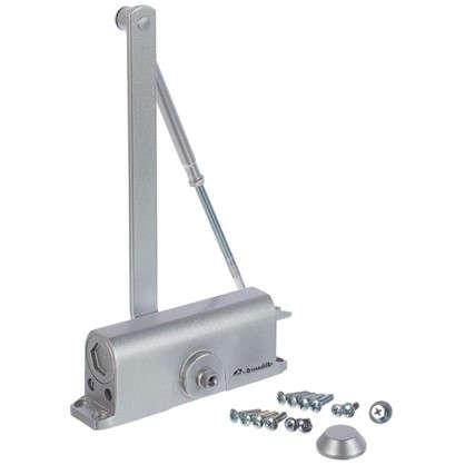 Купить Доводчик морозостойкий LY4 до 85 кг цвет алюминий дешевле