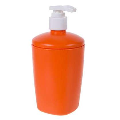 Дозатор для жидкого мыла настольный Беросси Aqua пластик цвет в ассортименте