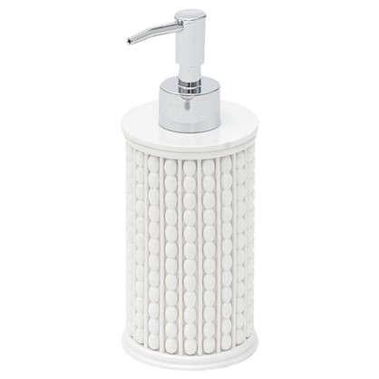 Купить Дозатор для жидкого мыла настольный Classic цвет белый дешевле