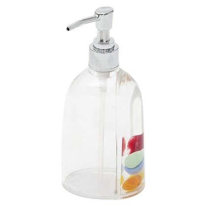 Дозатор для жидкого мыла настольный Puppy цвет прозрачный