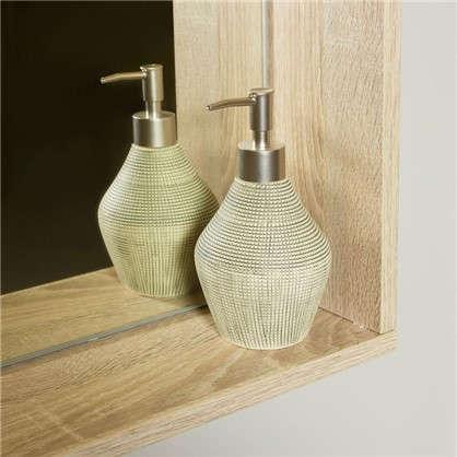 Дозатор для жидкого мыла настольный Терра керамика