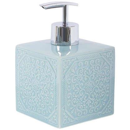 Купить Дозатор для жидкого мыла настольный Tiffany керамика дешевле