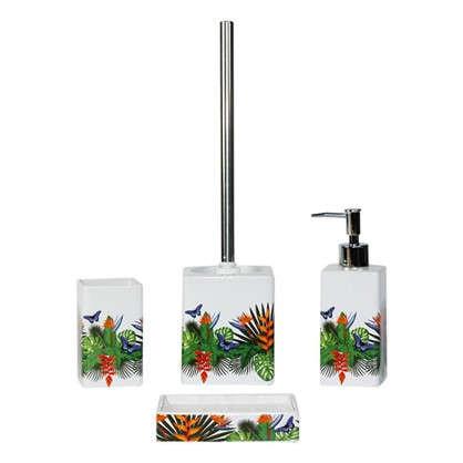 Дозатор для жидкого мыла Tropics керамика