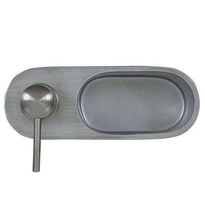 Дозатор для жидкого мылка с держателем для губки Neo