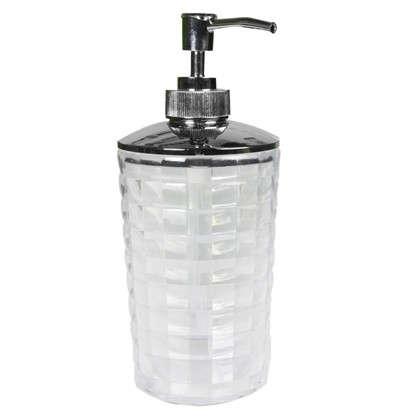 Купить Дозатор настольный для жидкого мыла Vidage Корбу цвет прозрачный дешевле