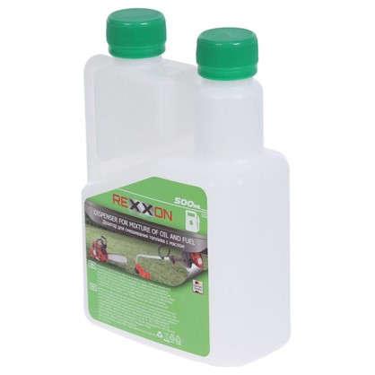 Купить Дозатор смеси масло/бензин Rexxon 0.5 л дешевле
