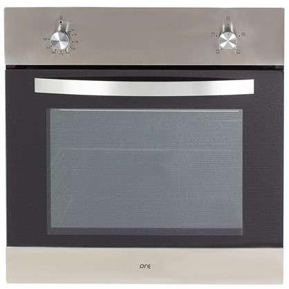 Духовой шкаф Ore VA60 59.5x59.5 см 2000 Вт цвет нержавеющая сталь