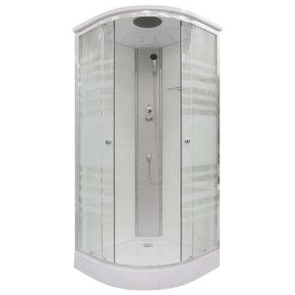 Душевая кабина Sensea Zia низкий поддон 90х90 см