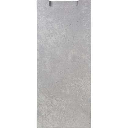 Дверь для кухонного шкафа Берлин 30х70 см МДФ цвет белый