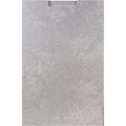 Дверь для кухонного шкафа Берлин 45х70 см МДФ цвет белый