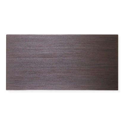 Дверь для кухонного шкафа Delinia Шоколад 80х35 см цвет шоколад