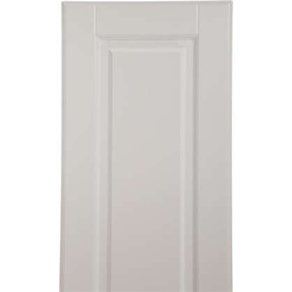Дверь для кухонного шкафа Леда белая 30х92 см