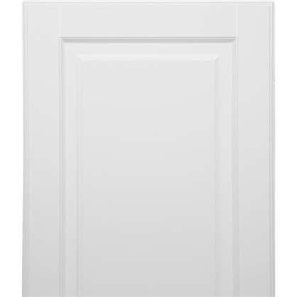 Дверь для кухонного шкафа Леда белая 40х70 см