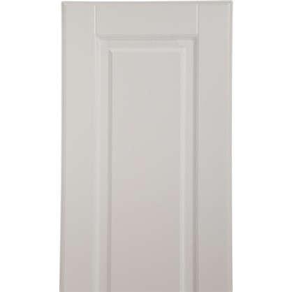Дверь для кухонного шкафа Леда белая 40х92 см