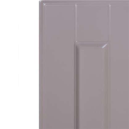 Дверь для кухонного шкафа Леда бежевая 15х70 см