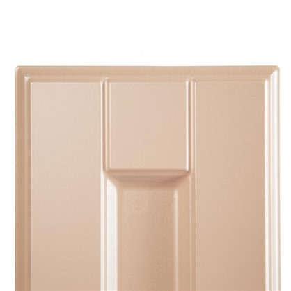 Дверь для кухонного шкафа Леда бежевая 15х92 см