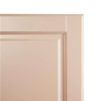Дверь для кухонного шкафа Леда бежевая 30х92 см