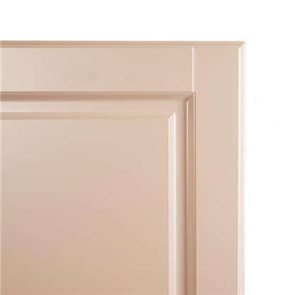 Дверь для кухонного шкафа Леда бежевая 45х70 см