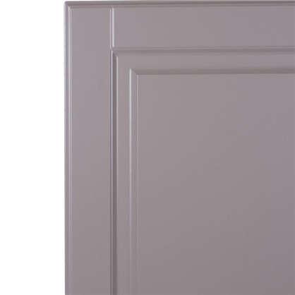 Дверь для кухонного шкафа Леда бежевая 60х70 см