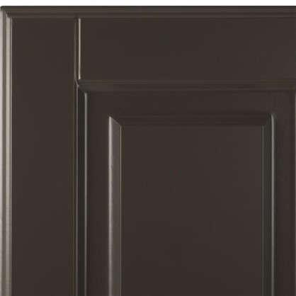 Дверь для кухонного шкафа Леда серая 30х70 см