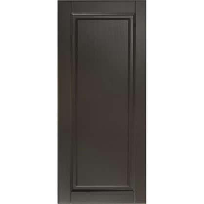 Дверь для кухонного шкафа Леда серая 33х92 см