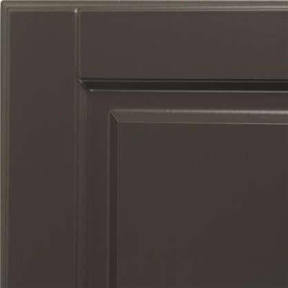 Дверь для кухонного шкафа Леда серая 45х70 см