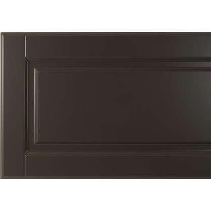 Дверь для кухонного шкафа Леда серая 60х130 см