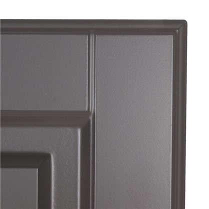 Дверь для кухонного шкафа Леда серая 60х70 см