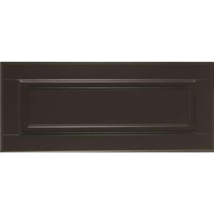Дверь для кухонного шкафа Леда серая 80х70 см