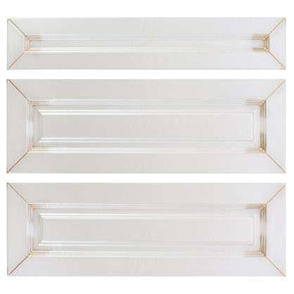 Дверь для кухонного шкафа Ницца 3 ящика 60 см