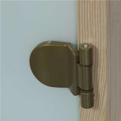 Дверь для сауны Силуэт магнитный замок 690х1890 мм