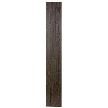 Дверь для шкафа Delinia Фрейм темный 15х92 см