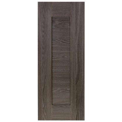 Купить Дверь для шкафа Delinia Фрейм темный 30х70 см дешевле