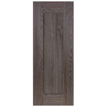 Купить Дверь для шкафа Delinia Фрейм темный 80х35 см дешевле