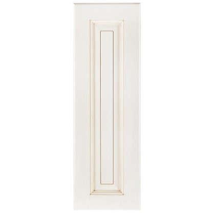 Дверь для шкафа Нэнси 30х92 см массив дерева цвет бежевый