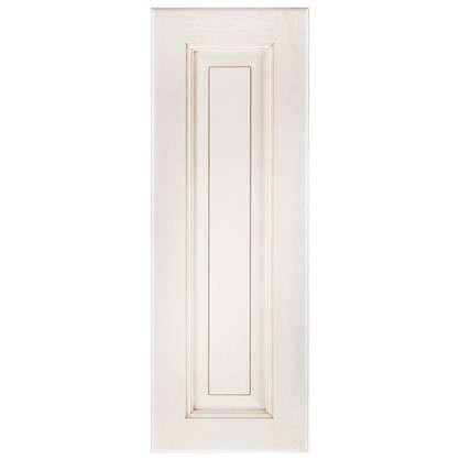 Дверь для шкафа Нэнси 33х92 см массив дерева цвет бежевый