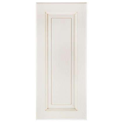 Дверь для шкафа Нэнси 40х92 см массив дерева цвет бежевый