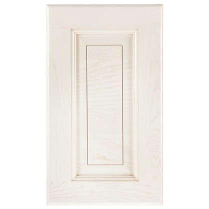 Дверь для шкафа Нэнси 60х35 см массив дерева цвет бежевый