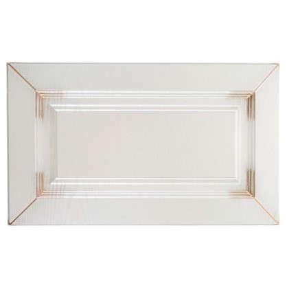 Дверь для шкафа Ницца 60х35 см МДФ цвет коричневый