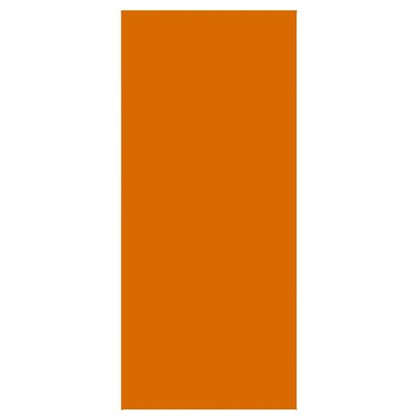 Дверь для шкафа Папайя 40х92 см пластик цвет папайя