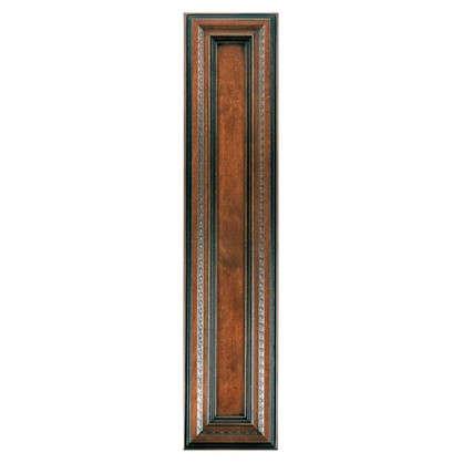 Дверь для шкафа Прованс 15х70 см ЛДСП цвет коричневый